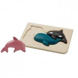 Puzzel - Zeedieren