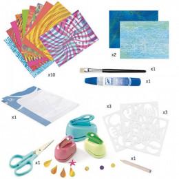 Collage workshop - Ontwerpen met papier