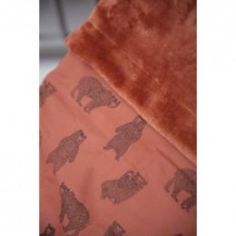 Fleece deken - 100x150cm - Brave Bear