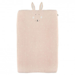 Aankleedkussenhoes 70x45cm - Mrs. Rabbit