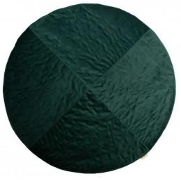Tapijt Kilimanjaro velvet 105x105 cm - Jungle green