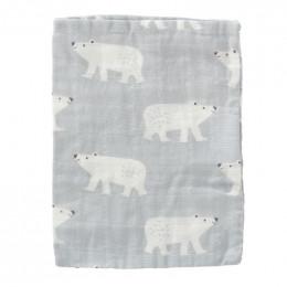Set van 3 washandjes - Polar Bear