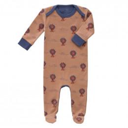 Pyjama met voet - Leeuw