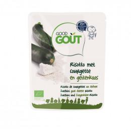 Risotto courgette geitenkaas vanaf 15 maanden - 220 g