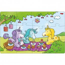 Puzzels - Eenhoorn Flonkerglans - Rosalie & Friends