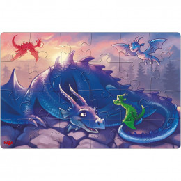 Puzzels - Draken