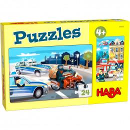 Puzzels - In actie