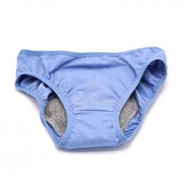 Culotte menstruelle - Bleu