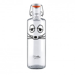 Bouteille en verre 1 litre -