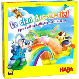 Gezelschapsspel - Regenboogbende