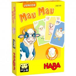 Kaartspel - Mau Mau Junior - Boerderij
