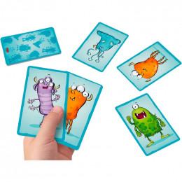 Kaartspel - Troef Junior - Monsteralarm !