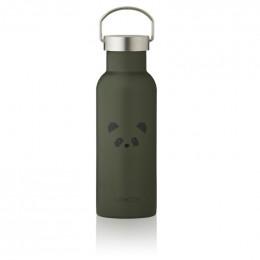 Neo drinkfles - Panda hunter green