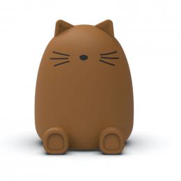 Palma spaarpot - Cat mustard