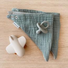 Andrea slabbetjes - 2 pack - Peppermint