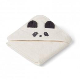 Albert badcape Panda creme de la creme