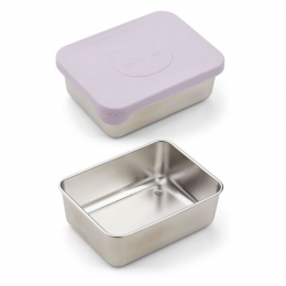 Ako snackdoos - Cat light lavender