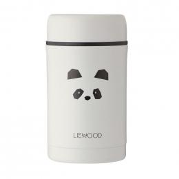 Bernard thermische bewaardoos - Panda light grey