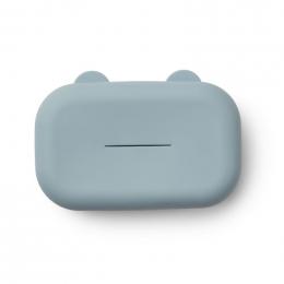 Emi hoes voor babydoekjes - Sea blue