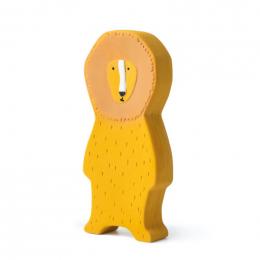 Natuurlijk rubber speeltje - Mr. lion