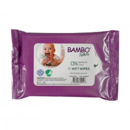 Babydoekjes reisverpakking - 10 doekjes