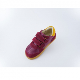 Schoenen I-Walk 638102 Riley Boysenberry + Chartreuse