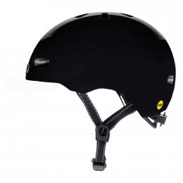 Street fietshelm - MIPS - Onyx Solid Satin