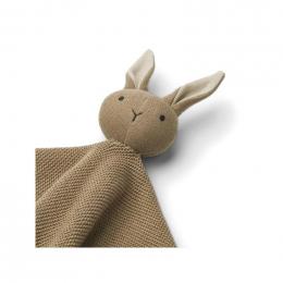 Milo knuffeldoekje - Rabbit oat