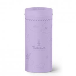 Teatower lila doos 100 g