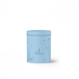 Teatower hemelsblauwe doos 20 g